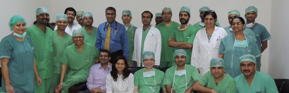 Apollo International Hospitals Organ Transplantation Banner