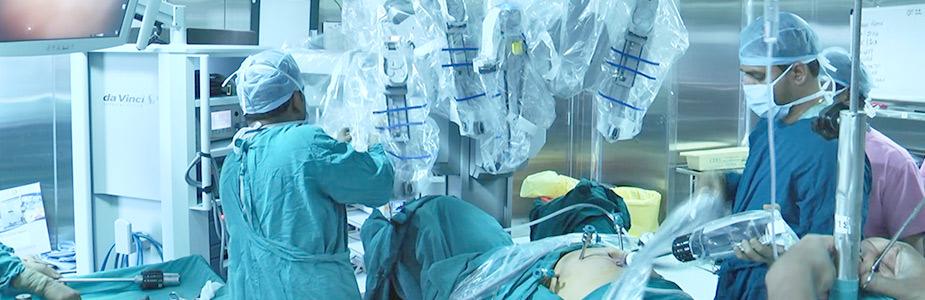 Renaissance Robotic Surgical System